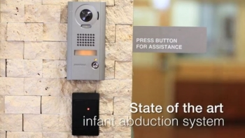 State of the art infant abduction prevention system